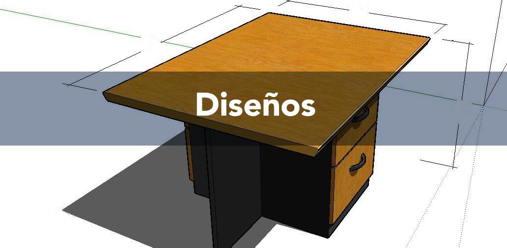 Diseños de muebles