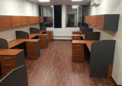 Estaciones de trabajo modulares